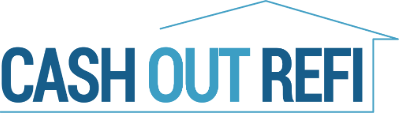Cash Out Refi Program logo
