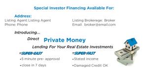 loan matrix header