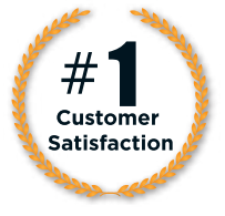 number one in customer satisfaction
